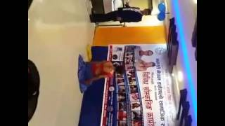 chiudo ko kothi mero&jaso pareparla teej song dance in Doha Qatra Namaste Nepal  progam dancer Rima