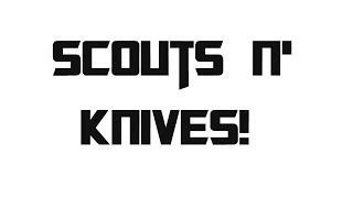 Scouts N' Knives! | 1v1 Battle