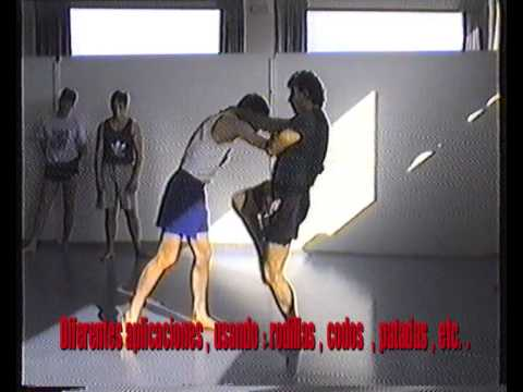 Boxeo Tailandés lección 6 Rodillas