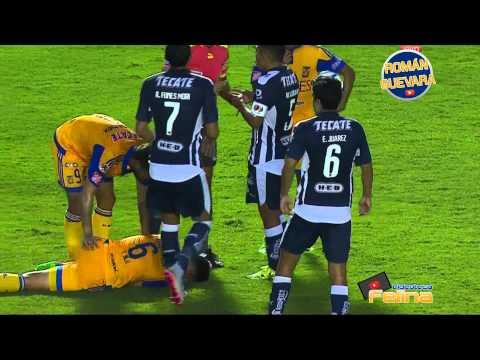 Xxx Mp4 Tigres Vs Monterrey 3 1 Clásico 105 Jornada 9 Apertura 2015 Liga Mx HD 3gp Sex