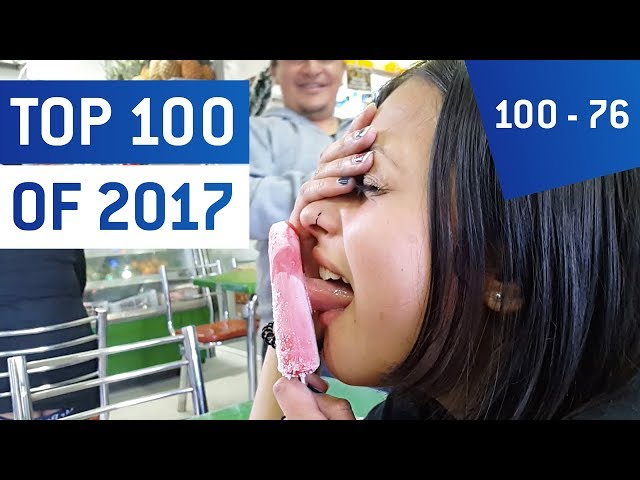 Top 100 Viral Videos of the Year 2017 || JukinVideo (Part 1)
