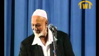 46 Popes Pious Pronouncement Ahmed Deedat VCD
