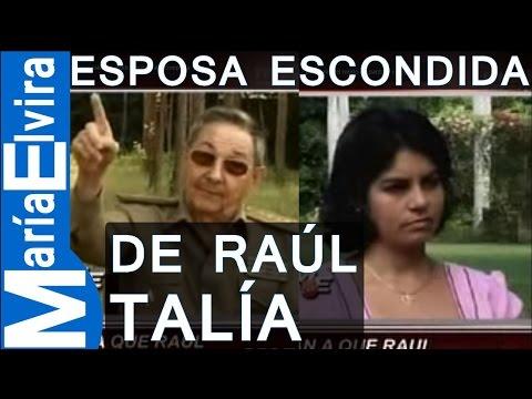 TALIA LA ESPOSA ESCONDIDA DE RAUL