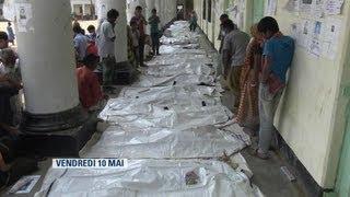 7 jours BFM: Bangladesh, morts pour nos habits? - 18/05