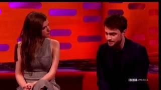 Anna Kendrick & Daniel Radcliffe Express their Feelings on Donald Trump on The Graham Norton Show