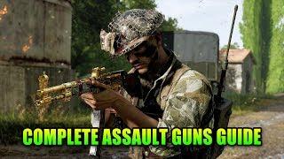 Best Assault Guns & Specializations Guide | Battlefield 5