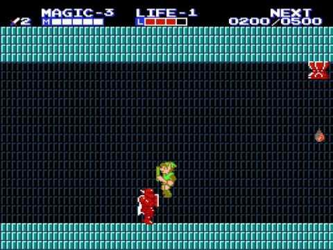 [TAS] NES Zelda II: The Adventure of Link by Arc & Inzult in 38:38.45