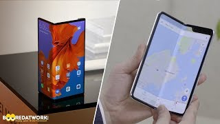 Huawei Mate X vs Galaxy Fold: Which One Should You Buy?