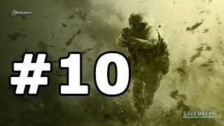 Call of Duty 4: Modern Warfare - Part 10 Walkthrough No Commentary