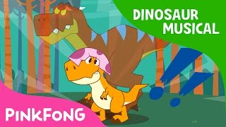 Are You My Mom? | Dinosaur Musical | Pinkfong Stories for Children