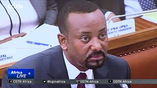 Prime minister Abiy Ahmed reduces number of ministries to 20 to cut costs