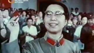 江青 according to 阎长贵