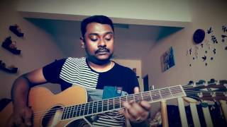 Innu ee theeram thedum|Prabhu|Mahesinte Prathikaram|Jayan|Seema|Guitar|Abraham|
