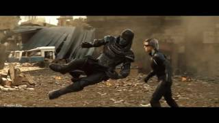 X   Men Apocalypse Vs Quicksilver Fight Scene Blu Ray HD