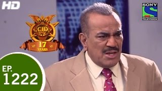 CID - सी ई डी - CID In Train 1 - Episode 1222 - 1st May 2015