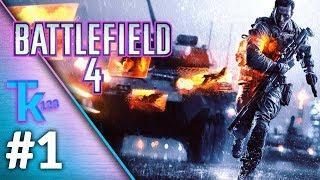 Battlefield 4 - Mision 1 - Baku - Español (1080p)