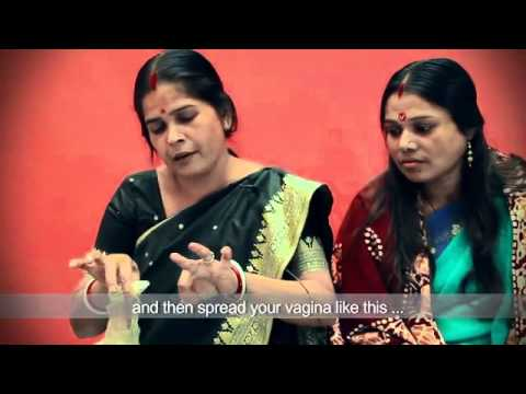 A demo on how to use FEMALE CONDOM   YouTube
