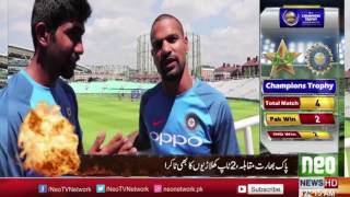 Shikhar Dhawan Vs Azhar Ali | Who is Best ? | India Vs Pakistan