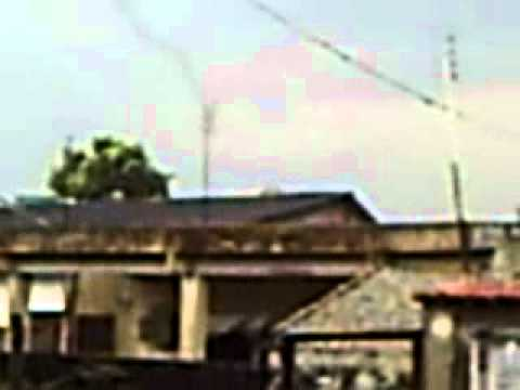 FORMAÇÃO DE UM TORNADO EM NOVA IGUAÇU 19 01 2011