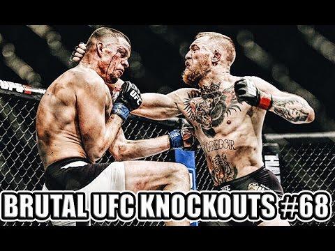 THE MOST BRUTAL UFC KNOCKOUTS COMPILATION 68 BELLATOR MMA 2016 САМЫЕ ЖЕСТОКИЕ НОКАУТЫ