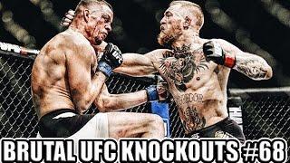 THE MOST BRUTAL UFC KNOCKOUTS COMPILATION # 68 BELLATOR MMA 2016  САМЫЕ ЖЕСТОКИЕ НОКАУТЫ
