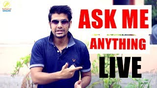 ASK ME ANYTHING | LIVE