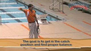 Best of Championship Productions: 70 Drills for Backstroke Swimming