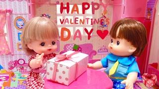 メルちゃんのバレンタイン チョコレート作り / Mell-chan Doll Valentine