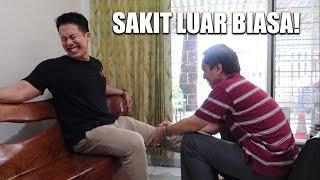 Sakit Pinggang Saya Sembuh dlm 2 Menit (My lower back pain gone in 2 minutes)