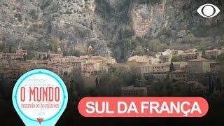 O Mundo Segundo Os Brasileiros: Sul da França - Parte 1