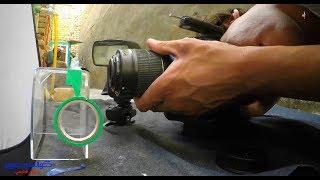 كواليس .. تعلم طريقة تصوير الحشرات ((المايكرو)) بأبسط الادوات .. 4K