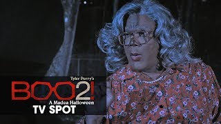 Boo 2! A Madea Halloween (2017 Movie) Official TV Spot – 'Beware'