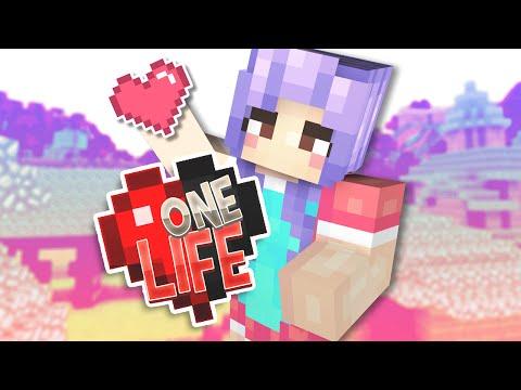 Minecraft: One Life SMP   Part 2 - VILLAGE & HOUSE TOUR