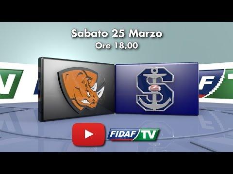 Rhinos Milano vs Seamen Milano