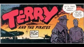 Terry and The Pirates - Macao Gold (1953)