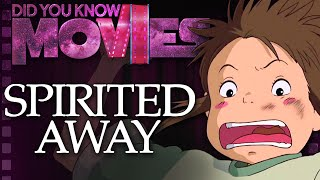 Spirited Away: Japan's Best Movie - Did You Know Movies ft. Brutalmoose