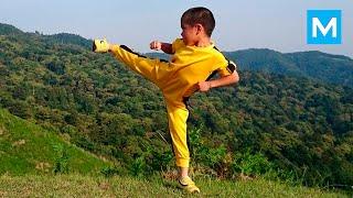 Ryusei Imai - Reincarnation of Bruce Lee | Muscle Madness
