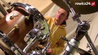 Maciej Trawka - 121 Workshop - Hand Made stave Drums