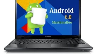 how to Run android 6.0 marshmallow on pc or tablet(dual boot) [2016] without virtual  box
