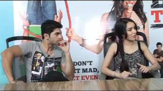 Taaha Shah And Shraddha Kapoor Speak About 'Luv Ka The End' Part 2 - Bollywoodhungama.com