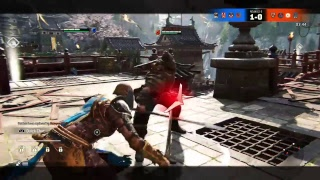 For honor with UAC marine