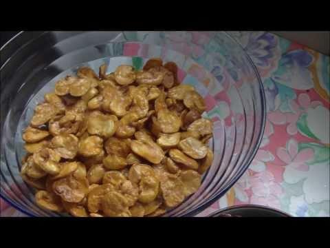 Cuisine Tunisienne Kémia Les Fèves Frites