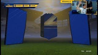 ME SALE MI PRIMER TOTY EN FIFA 18 !!!
