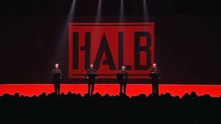 Kraftwerk - The Man Machine (live) [HD]