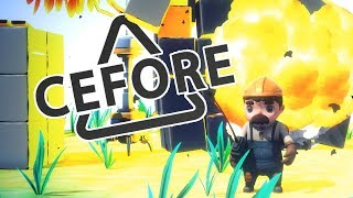Totally Accurate EXPLOSION SIMULATOR! - Cefore Gameplay