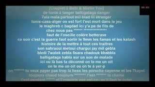 NEW Balti feat Mister You 📺 parole 📺 erakh la   parole 640x360