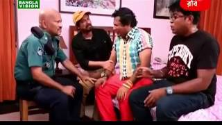 Bangla Funny Video 2015   Sikandar Box Ekhon Nij Grame ft Mosharraf Karim Funny Clip