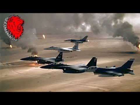 La Guerra Aérea Golfo Pérsico