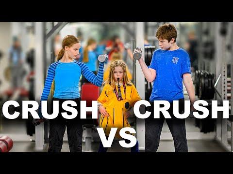 Strength Challenge vs Crush EMOTIONAL