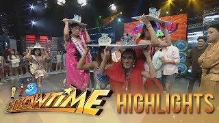 It's Showtime Cash-ya: Miss Q & A finalists joins Cash-Ya Kaya